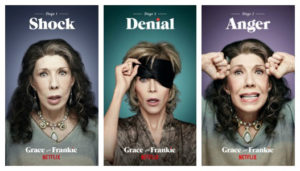 grace and frankie on dying