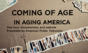 Coming of Age documentary poster